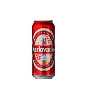 Karlovačko pivo 0,50l