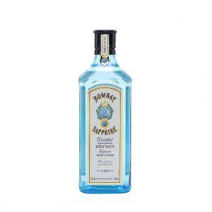 Bombay Saphire Gin 1,0l