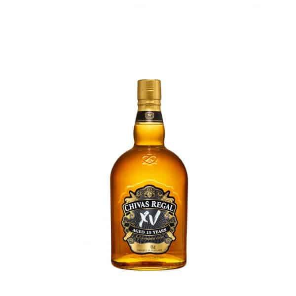 Chivas 15 Yo 0,70l Gold Bottle