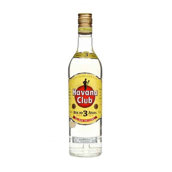 Havana Club 3YO 1,0l