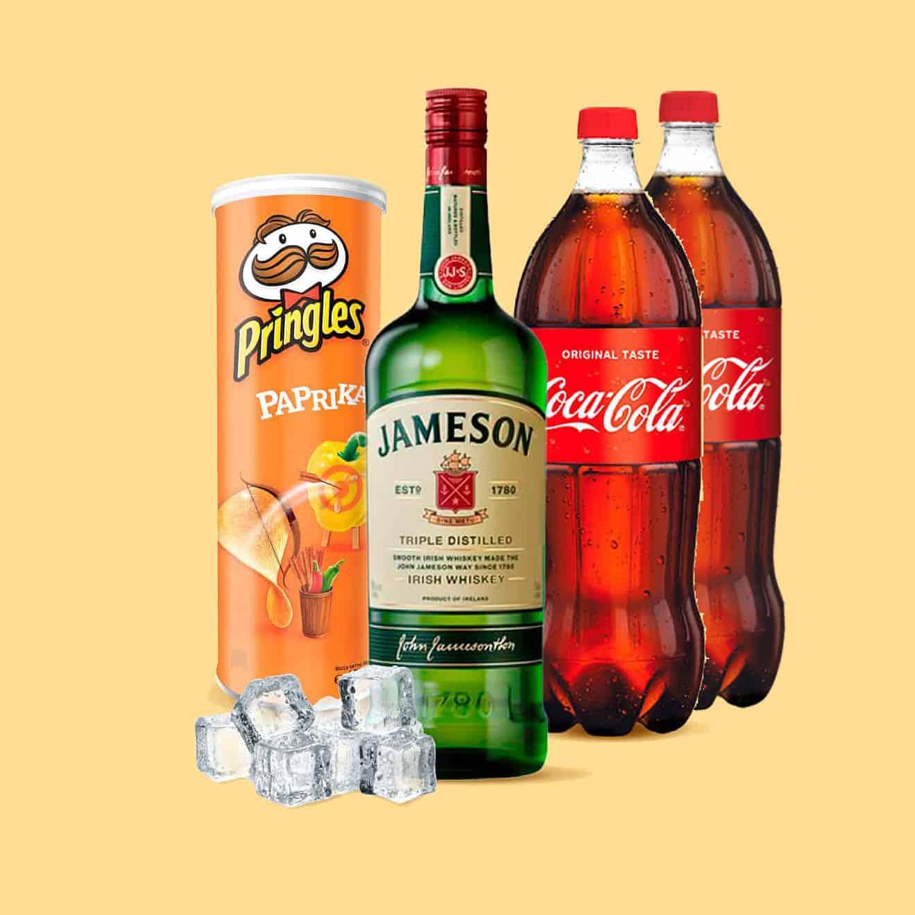 Jameson Classic Paket