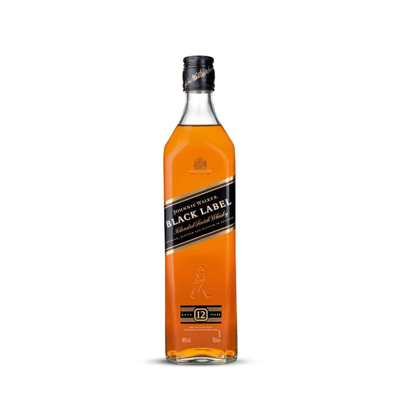Johnnie Walker Black Label 0,70l