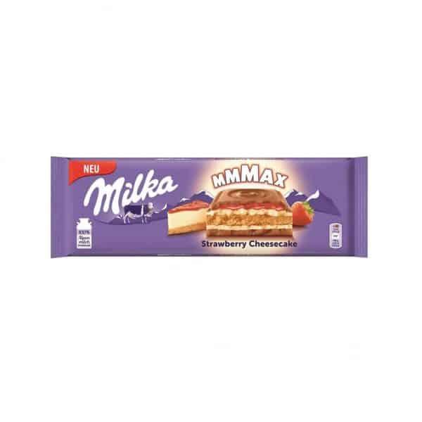 Milka Strawberry Chocholate