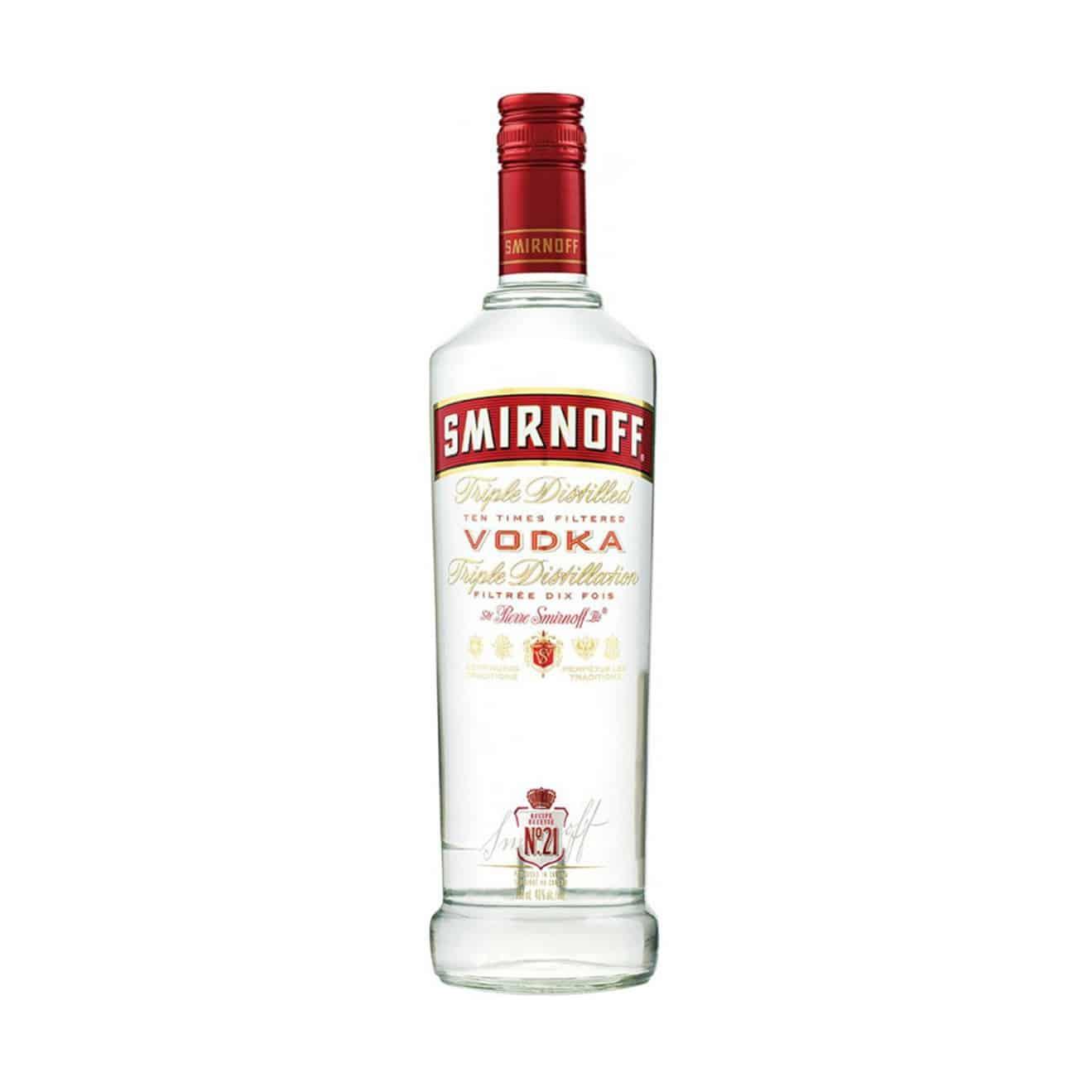 Smirnoff Red 1,0l