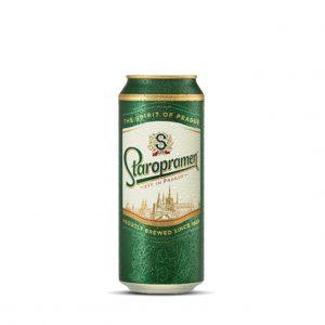 Staropramen pivo 0,50l