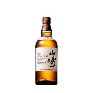 Yamazaki Japanese Whiskey 0,70l