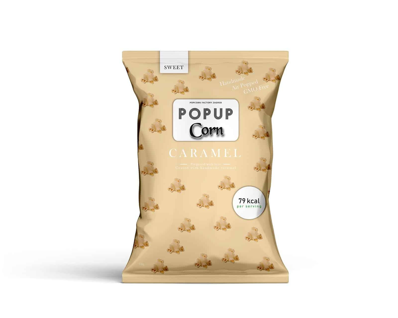 PopUp Corn Karamela 70g
