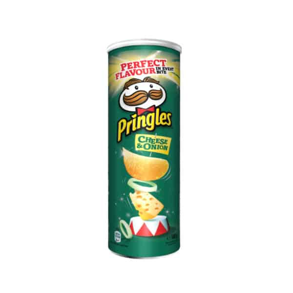 Pringles Cheese and Onion