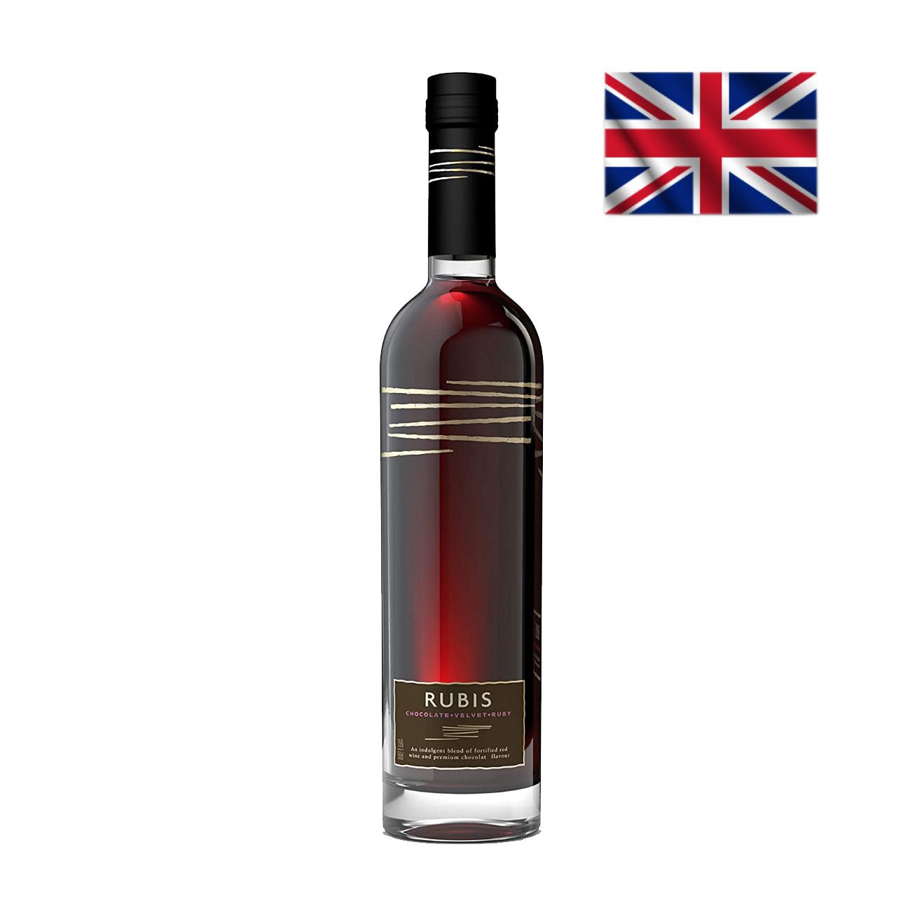 Rubis Chocolate Wine Velvet – Ruby 0,5l