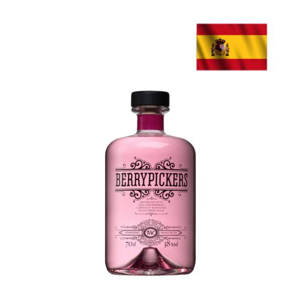 Berrypickers Gin