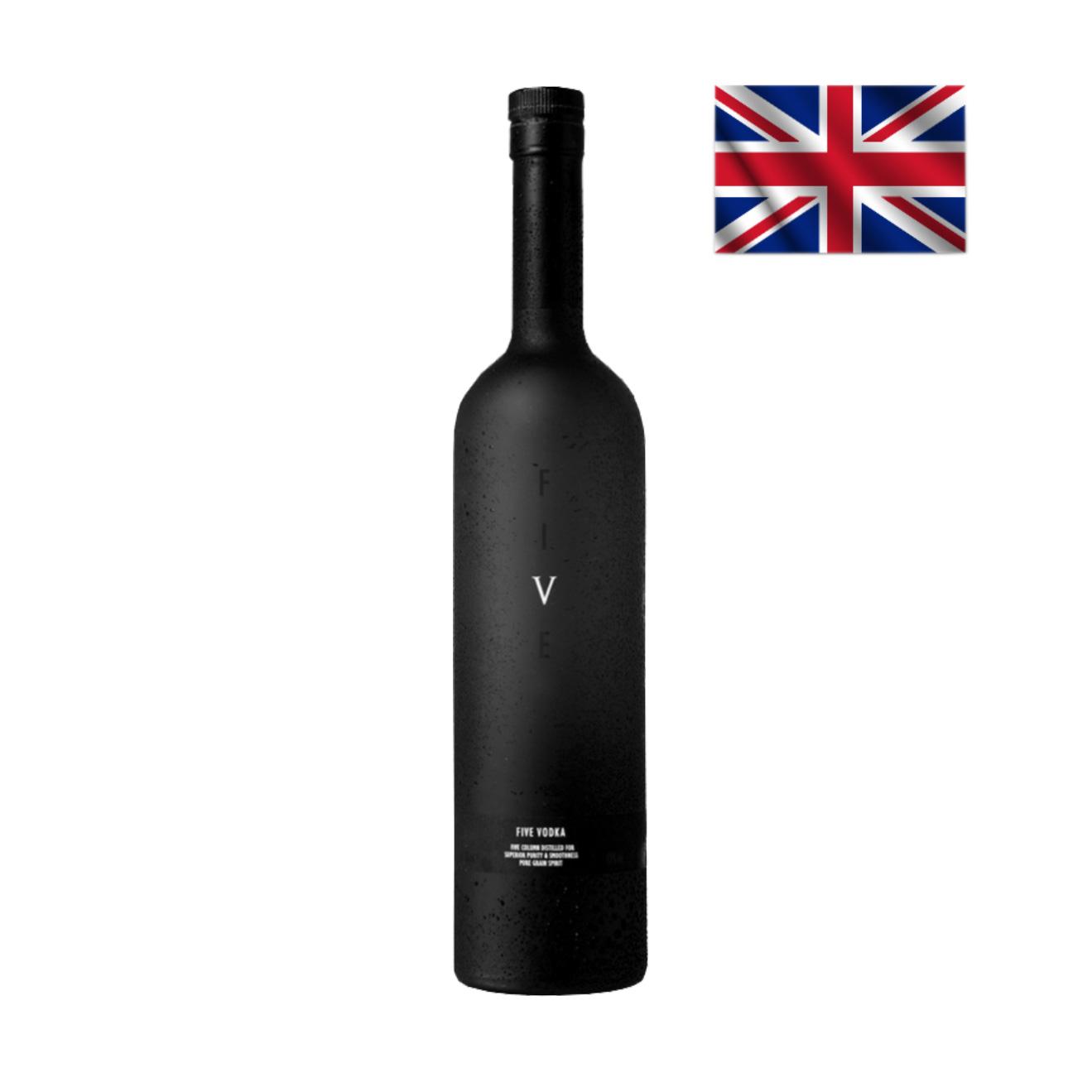 Brecon Five Vodka 0,7l