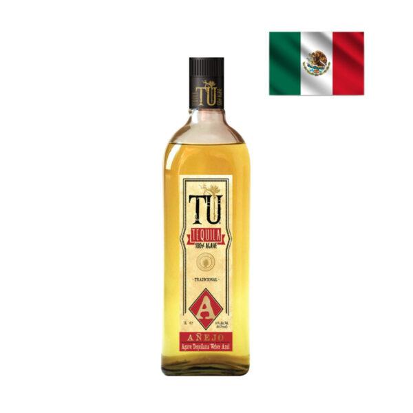 TU tequila Anejo