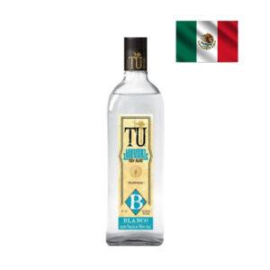 TU tequila blanco