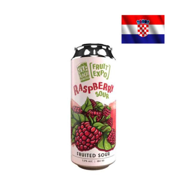 Nova Runda Raspberry Sour